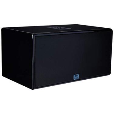 AAT iBlu Box - Caixa de som Bluetooth com 60w RMS Preto