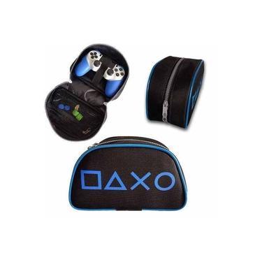 Estojo Protetor Para Controle PlayStation PS3 Ps4 Dualshock 4