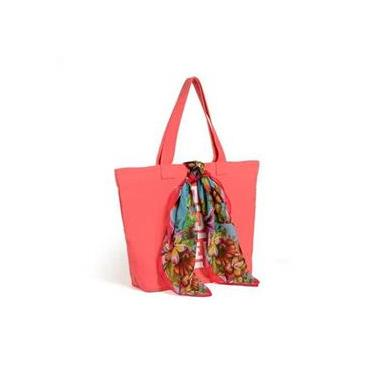 Bolsa Havaianas Shopping Bag Trendy Coral