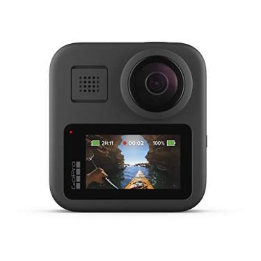 Imagem de Câmera GoPro MAX 360, Preto