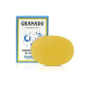 Sabonete Vegetal de Glicerina Tradicional - Granado - 90g