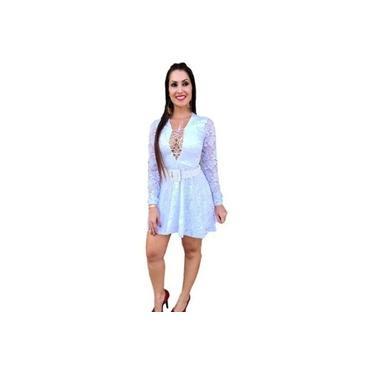 Vestido Curto Rodado Festa Formatura Casamento Civil Ref820