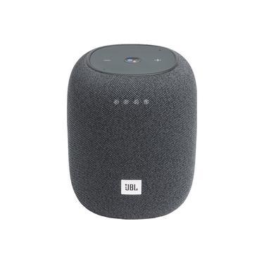 Imagem de Caixa de Som JBL Link Music, Bluetooth, Cinza