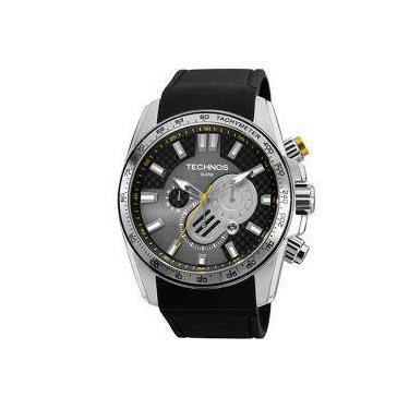 82666f9718973 Relógio de Pulso Masculino Technos Silicone   Joalheria   Comparar ...