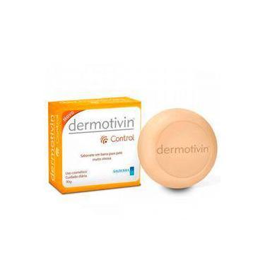 Dermotivin Control Sabonete Barra