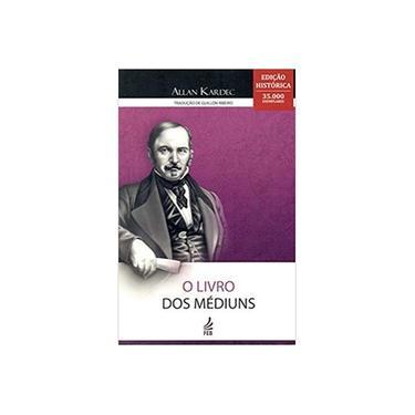 O Livro Dos Mediuns - Capa Comum - 9788573287295