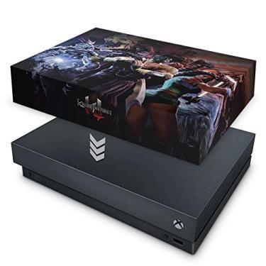 Capa Anti Poeira para Xbox One X - Killer Instinct