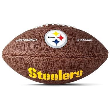Bola de Futebol Americano Pro Wilson - Pittsburgh
