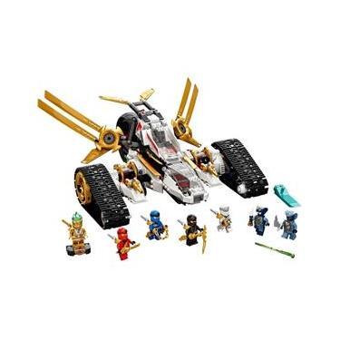 Imagem de Blocos De Montar Lego Ninjago Invasor Ultra Sonico