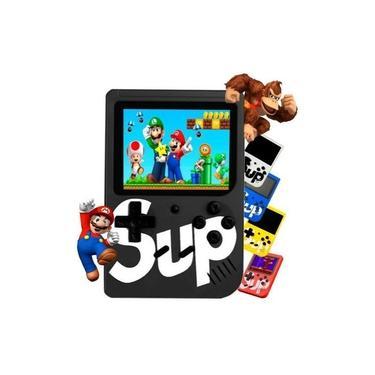 Mini Vídeo Game Boy Portátil Sup 400 Jogos Retrô Clássicos
