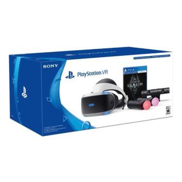 PlayStation VR The Elder Scrolls V Skyrim VR Bundle Vr-Zvr2