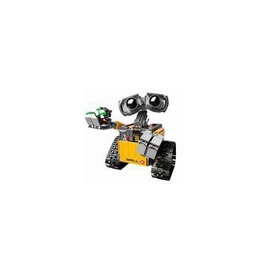 Imagem de Legoing Series Criador Idea robô Wall E suportados por Building Blocks Brinquedos-Casablanca