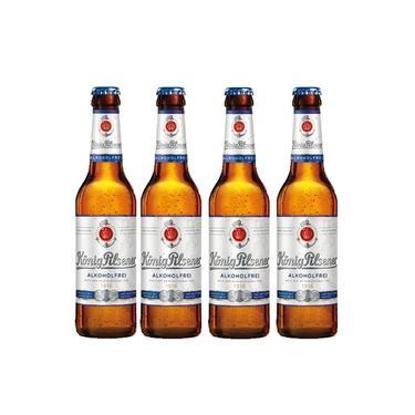 Kit 4 Un Cerveja Sem Álcool Konig 330 Ml - Alemanha