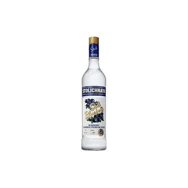 Vodka Stolichnaya Blueberi 750Ml