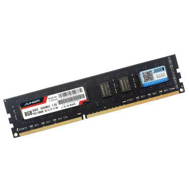 Memória de computador do Pin RAM de Juhor DDR3 8GB 1600Mhz 1.5V 240 para o computador do computador de secretária Banggood