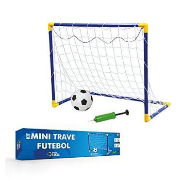 Imagem de Kit Mini Trave - Futebol, Pais & Filhos, Sortido