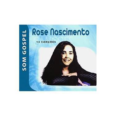 CD Rose Nascimento- Som Gospel: Rose Nascimento