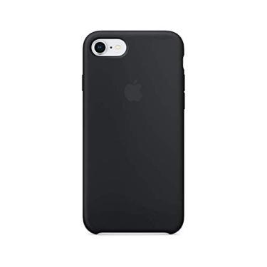 e5013d905 Capa Capinha Case Para Apple Iphone 6s Silicone 4.7 Preta