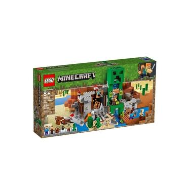 LEGO Minecraft - A Mina do Creeper - 21155