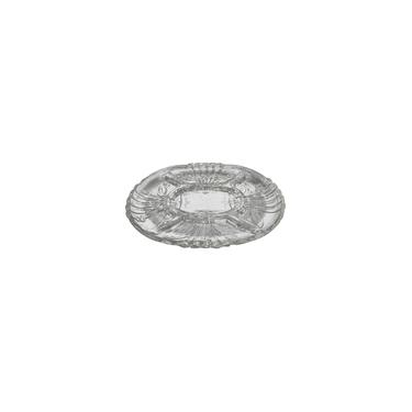 Imagem de Petisqueira de Vidro Oval Prato para Petisco P07-13