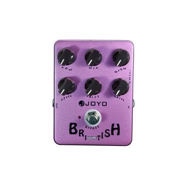 Imagem de Pedal de Guitarra Joyo British Sound Amp Simulator JF-16