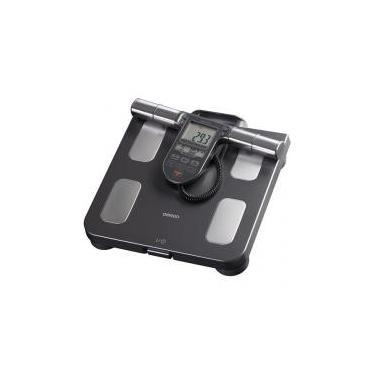 Balança 150kg com Medidor de Gordura IMC Omron - HBF- 514
