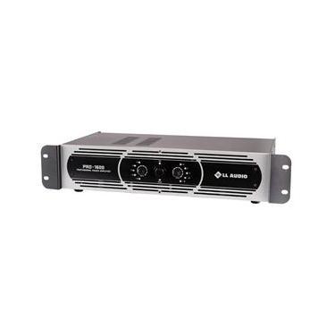Amplificador De Potência Professional Pro1600 Ll Áudio