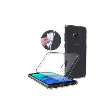 Capa TPU + Película de Vidro Asus Zenfone 4 Selfie ZD553KL