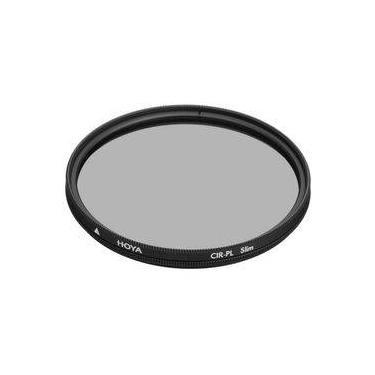Filtro de Lente Hoya Polarizador CPL Slim para Objetivas