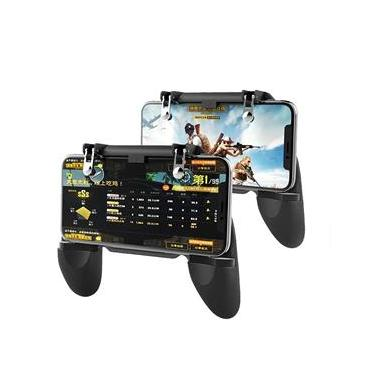 Controle Game Pad 2 Botoes Celular Android Gatilho Free Fire