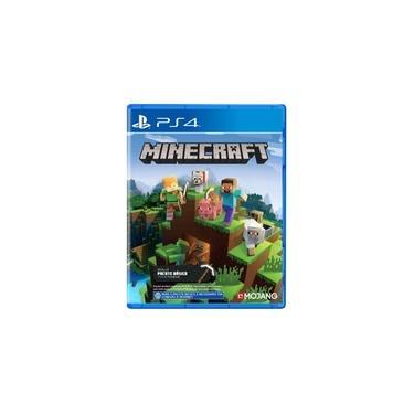 Minecraft Starter Edition - Playstation 4