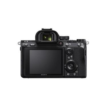 Câmera Sony Mirrorless Alpha A7iii 4k