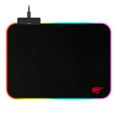 Mousepad Gamer HAVIT RGB Médio - HV-MP901