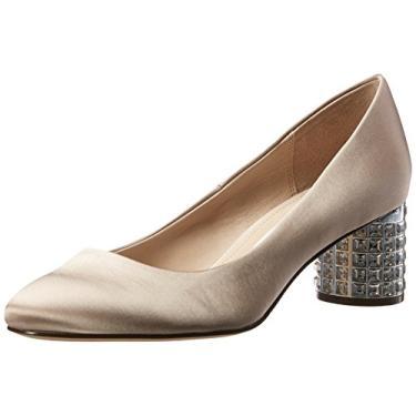Nina Barbe Sapato feminino, Ys- Champagne, 5