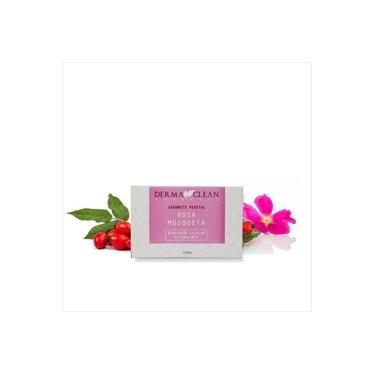 Sabonete De Rosa Mosqueta 100G - Derma Clean