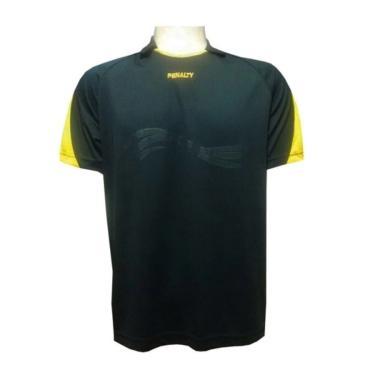 Camisa Goleiro Penalty Max Huracan Preto Tamanho P