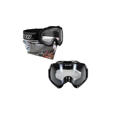 Óculos Proteção Motocross Trilha MX 2 X11 Lente Com Tratamento Anti-risco