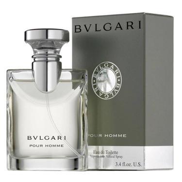 93c1f995aad Perfume Pour Homme Bvlgari EDT Masculino - 100ml