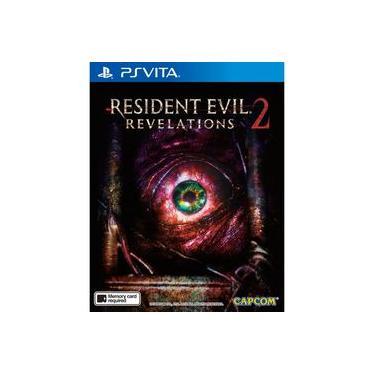 Resident Evil Revelations 2 - PS Vita