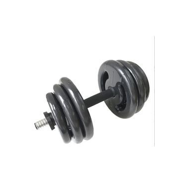 Halter (dumbell) Regulável De Rosca 20kg Ahead Sports