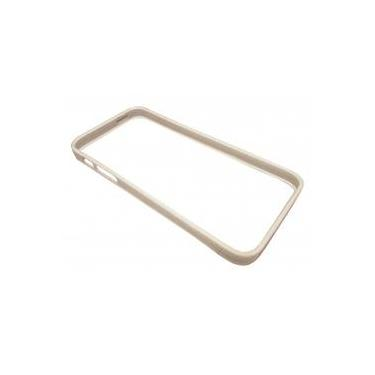 Capa Bumper Ultra Slim Fit Iphone 5 5s  Pelicula Branca