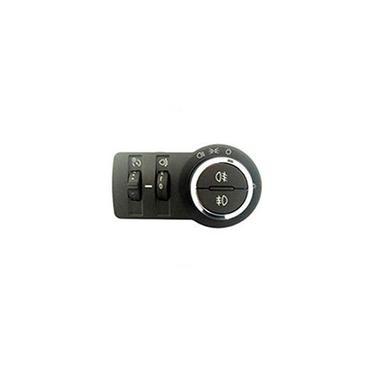 Chave Luz Com Reostato Milha Neblina Reostato 12 Termi S10 /prisma /agile /cobalt /sonic /onix /spin