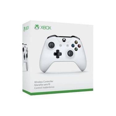 Controle Xbox One Branco - Microsoft
