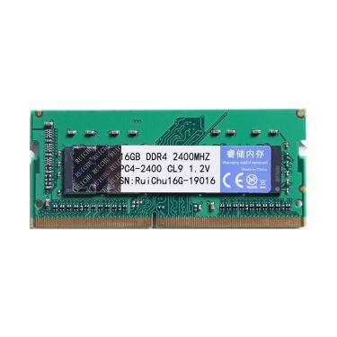RuiChu DDR4 2400 MHz 16GB RAM 1.2V 260pin Memória Ram Memória Varanda Cartão de memória para notebook laptop Banggood