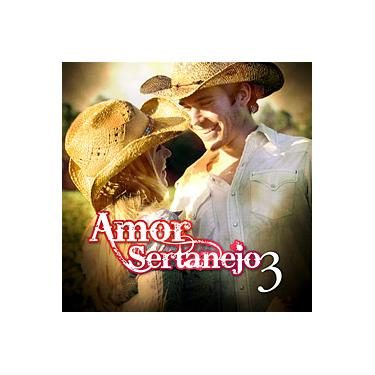 Imagem de CD Amor Sertanejo 3