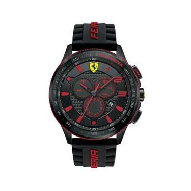 b2dbc311c3f Relógio Masculino Ferrari 830138 Prova D` Água