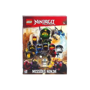 LEGO Ninjago Mestres Do Spinjitzu - Missoes Ninja