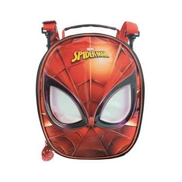 Lancheira Infantil Térmica Homem Aranha Masked