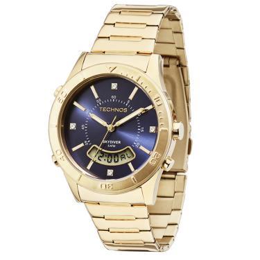 Relógio de Pulso R  400 a R  1.684 Resistente a àgua   Joalheria ... 6101f2256e