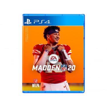 Madden NFL 20 para PS4 Eletronic Arts - Lançamento